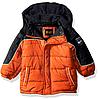 Куртка iXtreme оранжевая для мальчика 12мес
