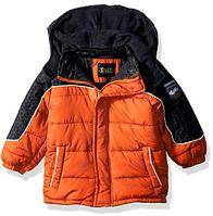 Куртка iXtreme оранжевая для мальчика 12мес. Сертифицированная компания. 779d36e989bf7