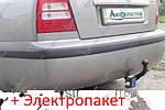 Фаркоп - Skoda Octavia tour (A4) Хетчбек / Універсал (1997-2010)