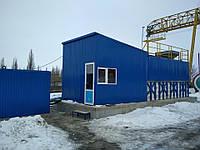 Установка для приготовления КАС 32 и других жидких удобрений КПЖУ 25