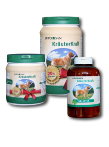 Luposan KrauterKraft Мульти-витаминный комплекс, фото 2