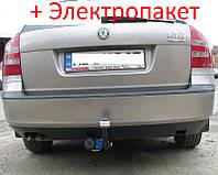 Фаркоп зварної - Skoda Octavia (A5) Хетчбек / Універсал (2004-2013)