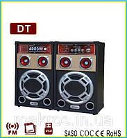 Караоке система USB 198D FM на 150ват Bluetooth, фото 1