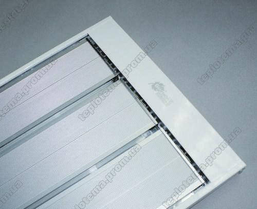 Промышленное инфракрасное отопление Билюкс П4000