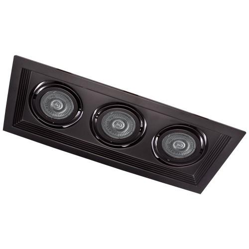 Точковий світильник Feron DLT203 Чорний