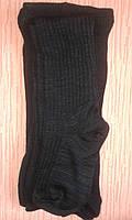 Колготки женские теплые трикотажные р.52-56 черные. От 5шт по 57грн