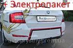 Фаркоп - Skoda Octavia (A7) Хэтчбек / Лифтбэк (2013--)
