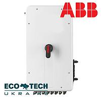 Электромонтажный шкаф постоянного тока АВВ DCWB-SX-TRIO-TM-50.0-400 для солнечного инвертора