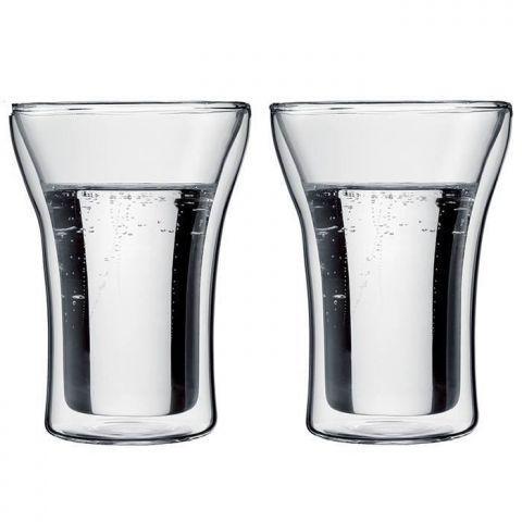 Набор низких стаканов Bodum Assam 2 шт x 250 мл (4556-10)