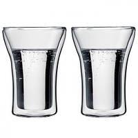 Набор низких стаканов Bodum Assam 2 шт x 250 мл (4556-10), фото 1