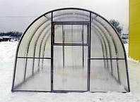 Теплиці під стільниковий полікарбонат