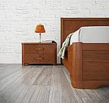 """Ліжко полуторне Олімп """"Мілена з підйомним механізмом"""" (120*190), фото 3"""