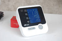 Автоматичний танометр / для вимірювання тиску UKC BL- 8034 LCD екран, 22-38см, слот пам'яті, індикатор розряду, автовідключення