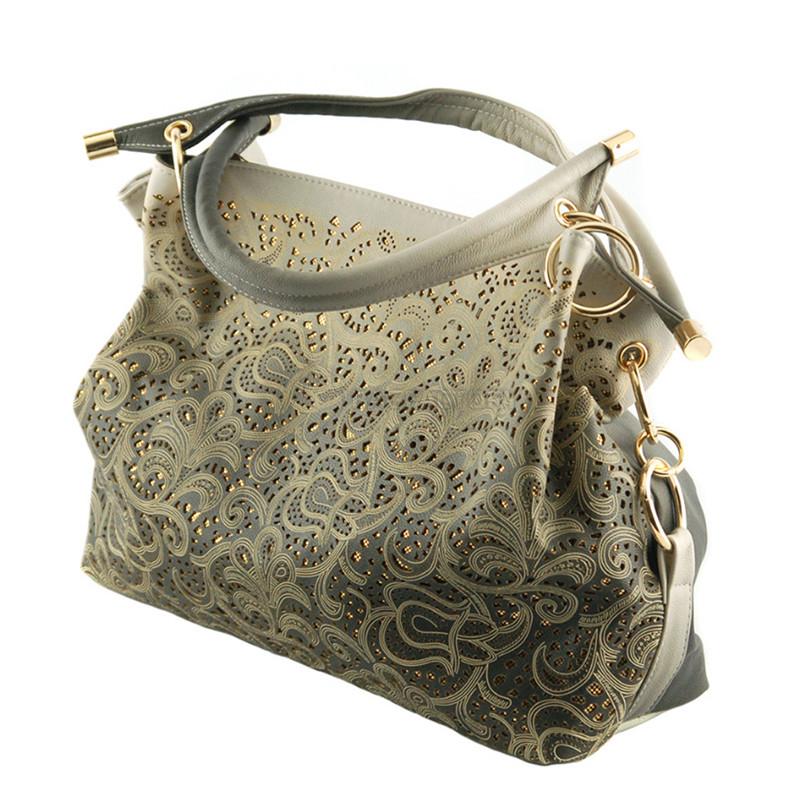 6b791ba4bd99 Женская сумка TRAUM Светло-серый (7236-05) - Интернет-магазин брендовых