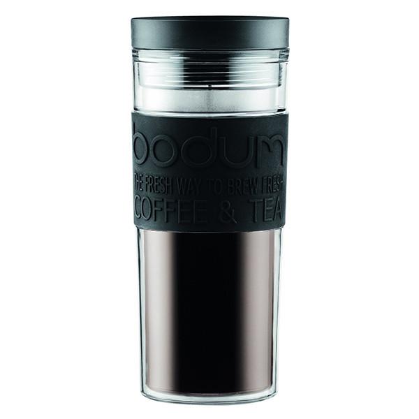 Термокружка Bodum Travel Mug 450 мл Black (11685-01)