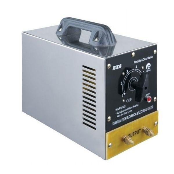Сварка трансформаторная Edon BX6-2000, напряжение 220/380ВТ, ток сварки 80-300А, диаметр электрода 1.6-5, максимальная мощность 8400Вт