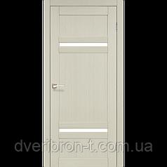 Двери Корфад Tivoli TV-03  Орех, дуб грей, дуб беленый.