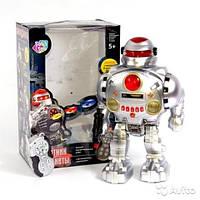 Интерактивный робот «Защитник планеты»