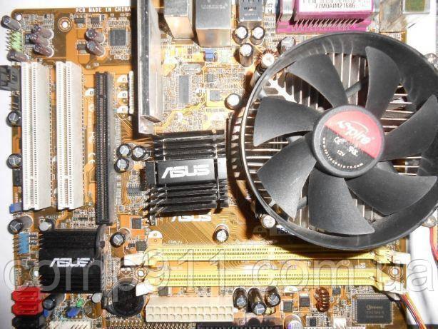 Материнская плата Asus P5B-MX/WiFi-AP