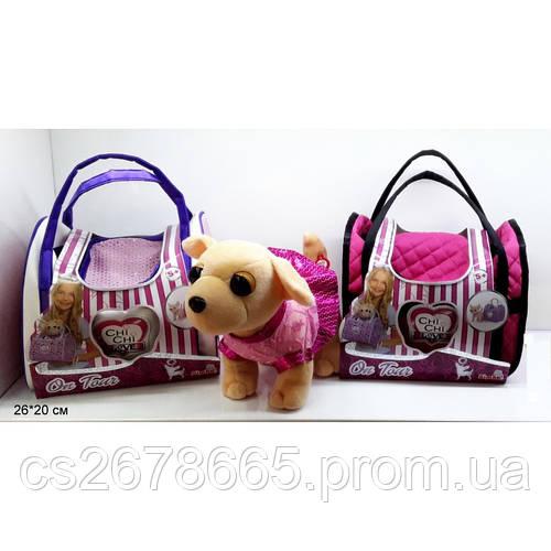 Собачка BT-T-0114 Chi chi love Чичилав в сумке, гавкает