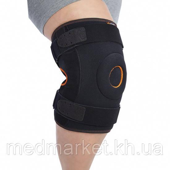 Ортез коленного сустава с боковой стабилизацией Orliman Oneplus OPL480