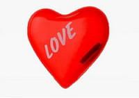 Солевой аппликатор многоразовый «Сердце»