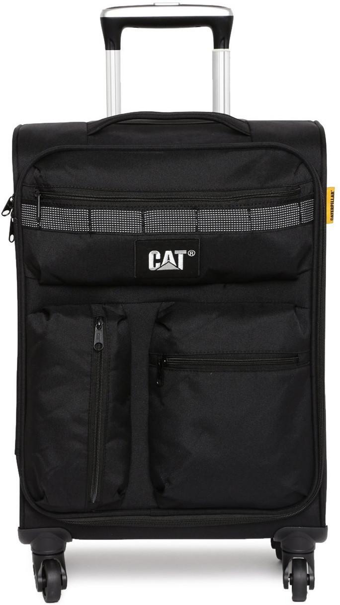 09f25cc6ca21 Чемодан CAT Cube Combat Visiflash 83403;01 Черный — в Категории ...