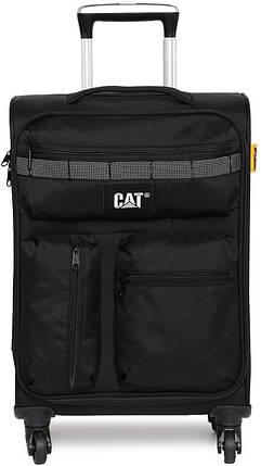Чемодан CAT Cube Combat Visiflash 83403;01 черный, фото 2
