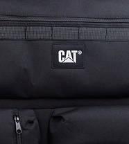 Чемодан CAT Cube Combat Visiflash 83403;01 черный, фото 3