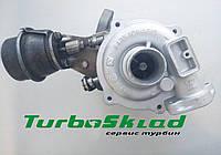 Турбина на Fiat Doblo / Alfa Romeo 1.3 JTD / 1.3 JTDM / 1.3 Multijet 54359710014, фото 1