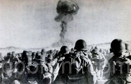 Радиационные тайны СССР. Часть 1. Ядерный взрыв на Тоцком полигоне в 1954 году