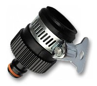 BLACK LINE Адаптер на кран ø13-15мм, ECO-4127