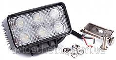 Светодиодная фара дневного света Lavita 1350 Лм LED 6x3 Вт, 1 шт. LA 291810