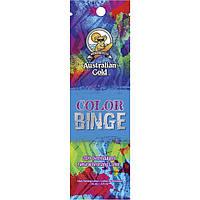 Крем-бронзатор для загара в солярии AUSTRALIAN GOLD ICONIC COLLECTION Color Binge, 15 ml