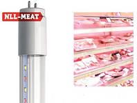 Лампа для мясных витрин LED Navigator 61394 NLL-T8-24-230-MEAT-G13-CL, 1500mm