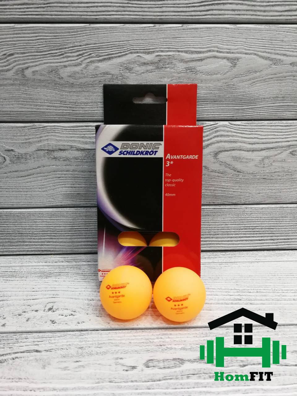 Шарики для настольного тенниса DONIC