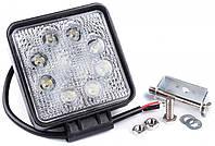 Светодиодная фара дневного света Lavita 1800 Лм LED 8x3 Вт, 1 шт. (LA 292414S)