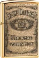 Зажигалка Zippo(копия)Jack Daniels - made in China