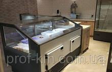 Витрина холодильная кубическая GRACIA D 2,5