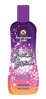 Крем-бронзатор для загара в солярии AUSTRALIAN GOLD ICONIC COLLECTION Cheeky Brown, 250 ml