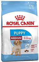 Royal Canin Medium Puppy 1 кг для щенков средних пород