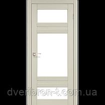 Двери Корфад Tivoli TV-05  Орех, дуб грей, дуб беленый., фото 2
