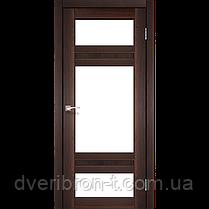 Двери Корфад Tivoli TV-05  Орех, дуб грей, дуб беленый., фото 3