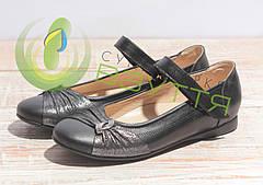 Кожаные детские туфельки 29,34  размеры