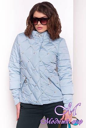Женская стильная осенняя куртка — купить в интернет магазине одежды ... de380c0c4e11d