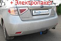 Фаркоп - Subaru Impreza Хэтчбек (2007--), фото 1