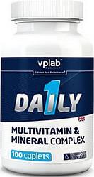 Витамины VPLab Daily Multivitamin 100caps