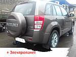 Фаркоп - Suzuki Grand Vitara Кроссовер (2005-2014) 5-дв. кроме V-2.5