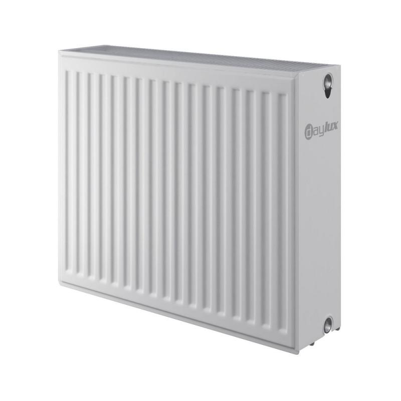 🇹🇷 Радиатор стальной Daylux панельный (высота 600 мм, ширина 600 мм) класс 33, нижнее подключение