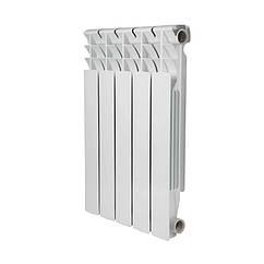 Радиатор алюминиевый Ecoline панельный (высота 500 мм, ширина 76 мм)